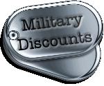 Military Discountys
